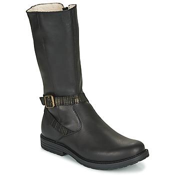 Sapatos Rapariga Botas GBB OKINDI Preto