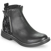Sapatos Rapariga Botas baixas GBB XIANA Castanho