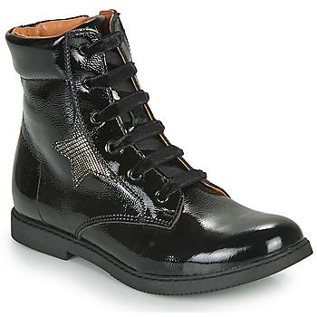Sapatos Rapariga Botas baixas GBB JAMILA Preto