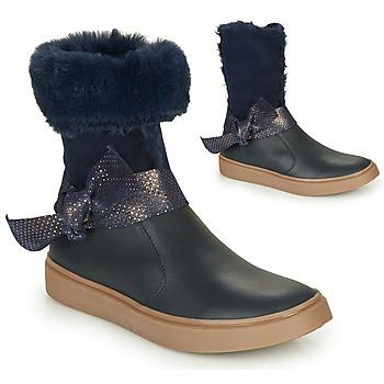 Sapatos Rapariga Botas GBB EVELINA Marinho