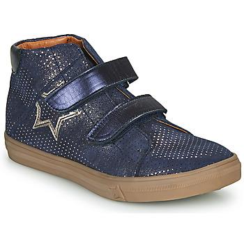 Sapatos Rapariga Sapatilhas de cano-alto GBB MAYMA Azul