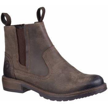 Sapatos Mulher Botas baixas Cotswold  Brown