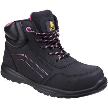 Sapatos Mulher Calçado de segurança Amblers  Preto
