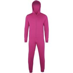 Textil Criança Pijamas / Camisas de dormir Colortone CC01J Rosa Quente