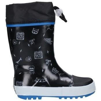 Sapatos Rapaz Botas de borracha Gioseppo 56999 Niño Negro noir