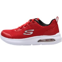 Sapatos Rapaz Fitness / Training  Skechers - Quick pulse rosso 98100L RED ROSSO