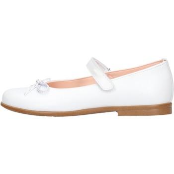 Sapatos Rapariga Sabrinas Pablosky - Ballerina bianco 338908 BIANCO
