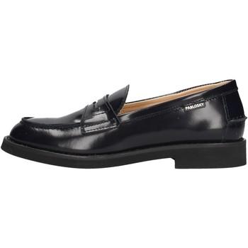 Sapatos Rapaz Mocassins Pablosky - College blu 717724 NERO