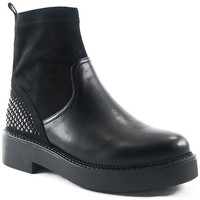 Sapatos Mulher Botas Parodi Shoes 89/1800 Black