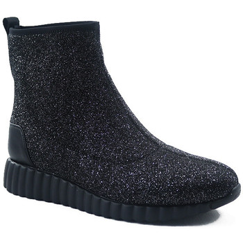 Sapatos Mulher Botas Parodi Shoes 89/1814 Black