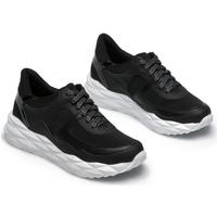 Sapatos Mulher Sapatilhas Parodi Shoes 73/8302/01 Black