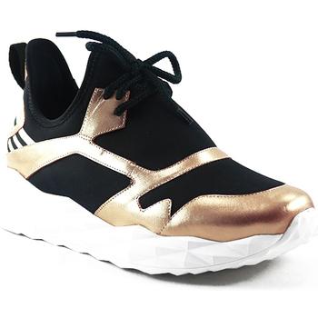 Sapatos Mulher Sapatilhas Parodi Shoes 73/8305/01 Black