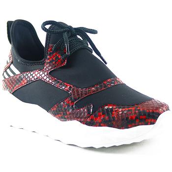 Sapatos Mulher Sapatilhas Parodi Shoes 73/8305/02 Black