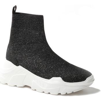 Sapatos Mulher Sapatilhas Emanuélle Vee 19/492-301-22-T036 Black