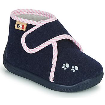 Sapatos Rapariga Chinelos GBB HELORIE Azul