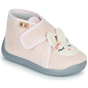 Sapatos Rapariga Chinelos GBB HELORIE Rosa