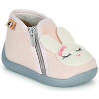 Sapatos Rapariga Chinelos GBB CORI Rosa
