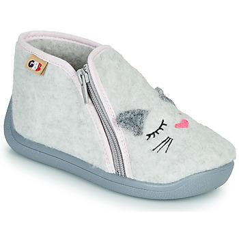 Sapatos Rapariga Chinelos GBB CORI Cinza