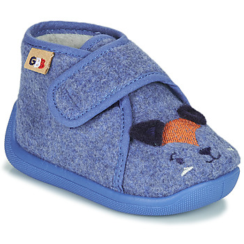 Sapatos Rapaz Chinelos GBB KEELIO Azul