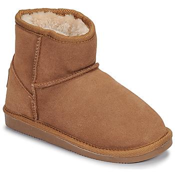 Sapatos Rapariga Botas baixas Les Tropéziennes par M Belarbi FLOCON Camel