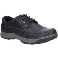 Sapatos Homem Sapatos Hush puppies  Preto