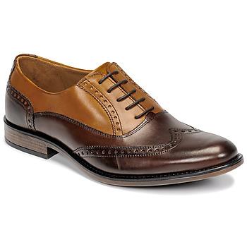 Sapatos Homem Richelieu André BIBRIDGE Castanho