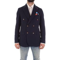 Textil Homem Casacos/Blazers Mulish ASTONMARTIN-GKS907 Azul