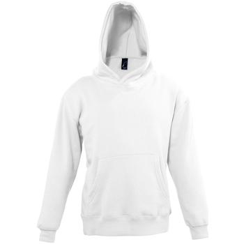Textil Criança Sweats Sols SLAM KIDS SPORT Blanco