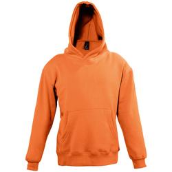 Textil Criança Sweats Sols SLAM KIDS SPORT Naranja