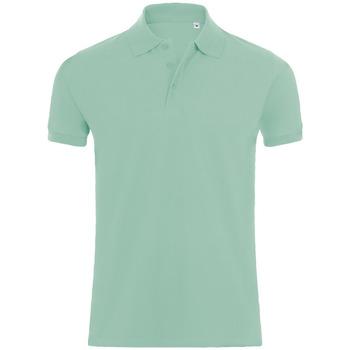 Textil Homem Polos mangas curta Sols PHOENIX MEN SPORT Verde