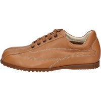 Sapatos Homem Sapatilhas Hogan BN129 Castanho