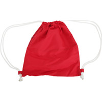 Malas Criança Saco de desporto Bagbase BG110 Vermelho clássico