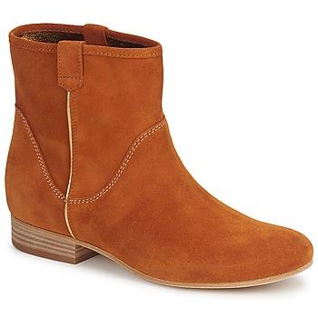 Sapatos Mulher Botas baixas Vic MUI Ferrugem