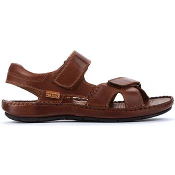 Sapatos Homem Sandálias Pikolinos TARIFA 06J CUERO