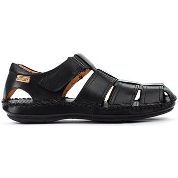 Sapatos Homem Sandálias Pikolinos TARIFA 06J BLACK