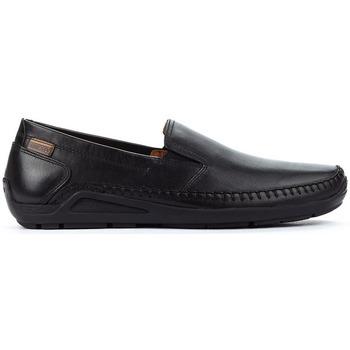 Sapatos Homem Mocassins Pikolinos AZORES 06H BLACK