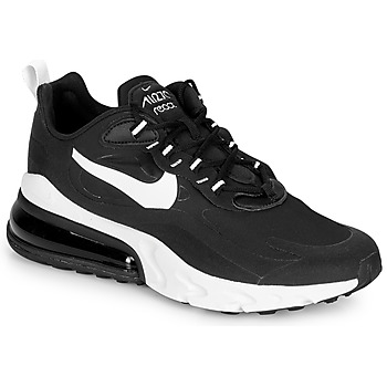 Sapatos Homem Sapatilhas Nike AIR MAX 270 REACT Preto / Branco