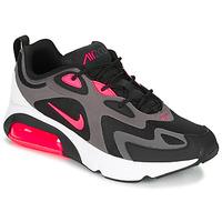 Sapatos Homem Sapatilhas Nike AIR MAX 200 Preto / Rosa