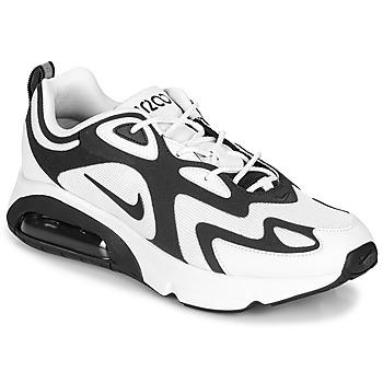 Sapatos Homem Sapatilhas Nike AIR MAX 200 Branco / Preto