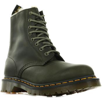 Sapatos Mulher Botas baixas Dr Martens 1460 Serena Wyoming Verde