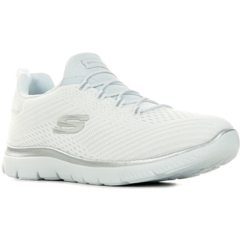 Sapatos Mulher Sapatilhas Skechers Summits Fast Attraction Branco