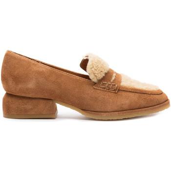 Sapatos Mulher Mocassins Castaner Normandia Castanho