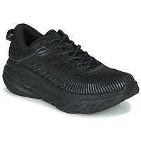 Sapatos Homem Sapatilhas Hoka one one BONDI 7 Preto