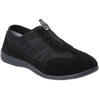 Sapatos Mulher Slip on Fleet & Foster  Preto