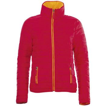 Textil Mulher Quispos Sols RIDE WINTER WOMEN Rojo