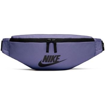 Malas Mulher Pochete Nike Heritage Roxo
