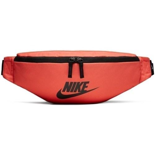 Malas Mulher Pochete Nike Heritage Cor de laranja