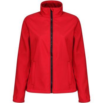 Textil Mulher Casacos  Regatta TRA629 Clássico vermelho/preto