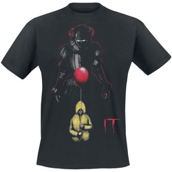 Textil T-Shirt mangas curtas It  Preto