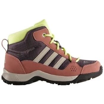 Sapatos Criança Sapatos de caminhada adidas Originals Performance Hiperhiker Castanho